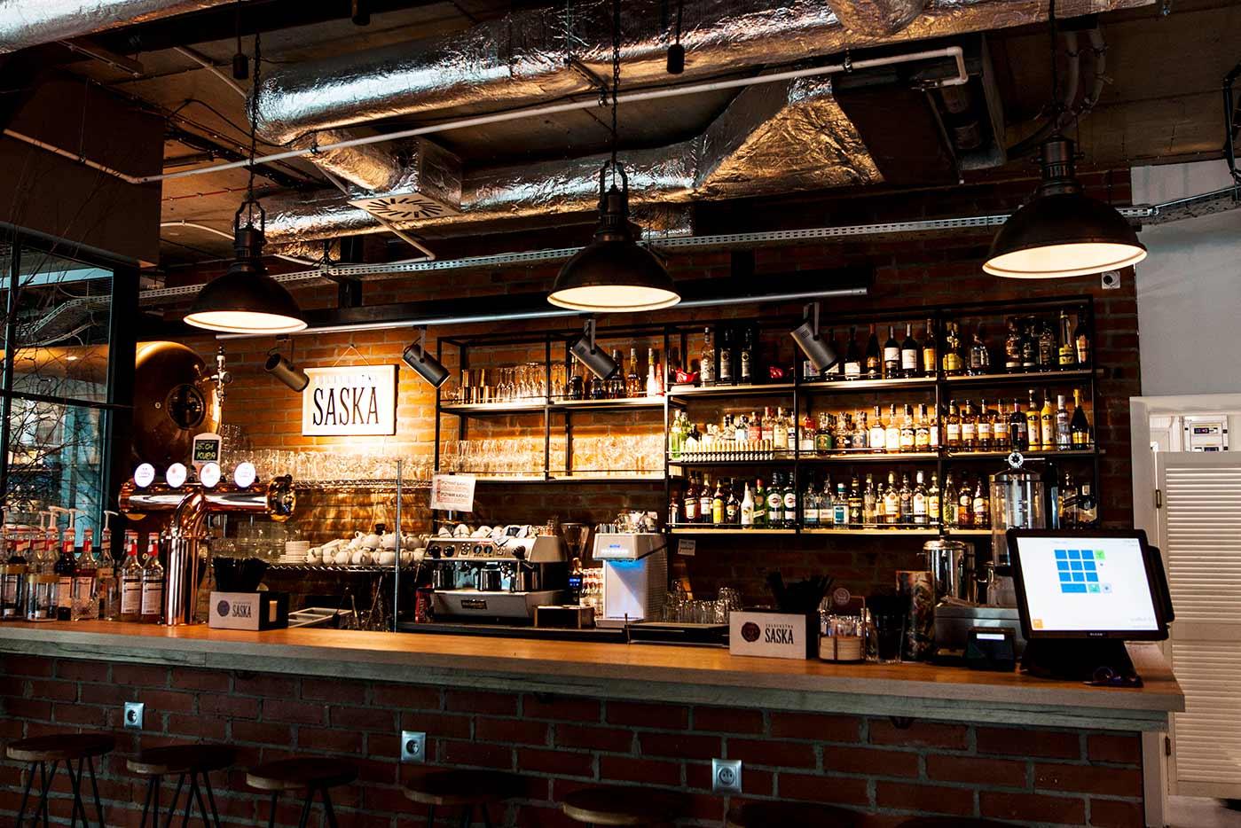 Pub i restauracja Łyżka i widelec