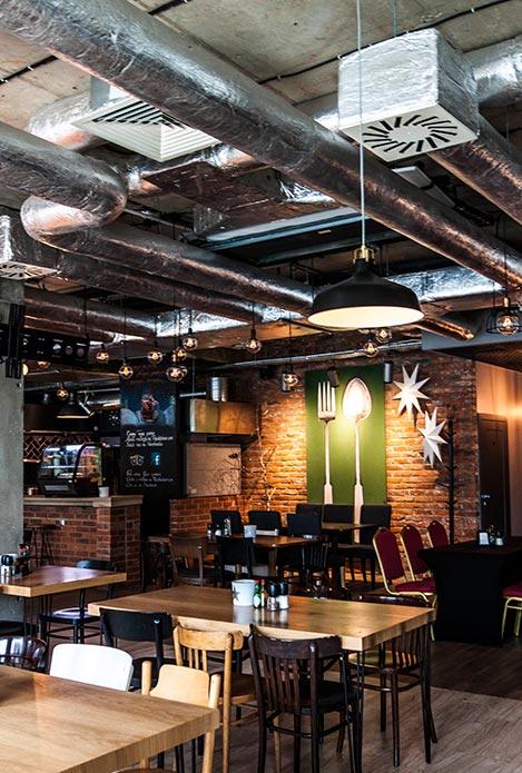 Restauracja Łyżka i widelec